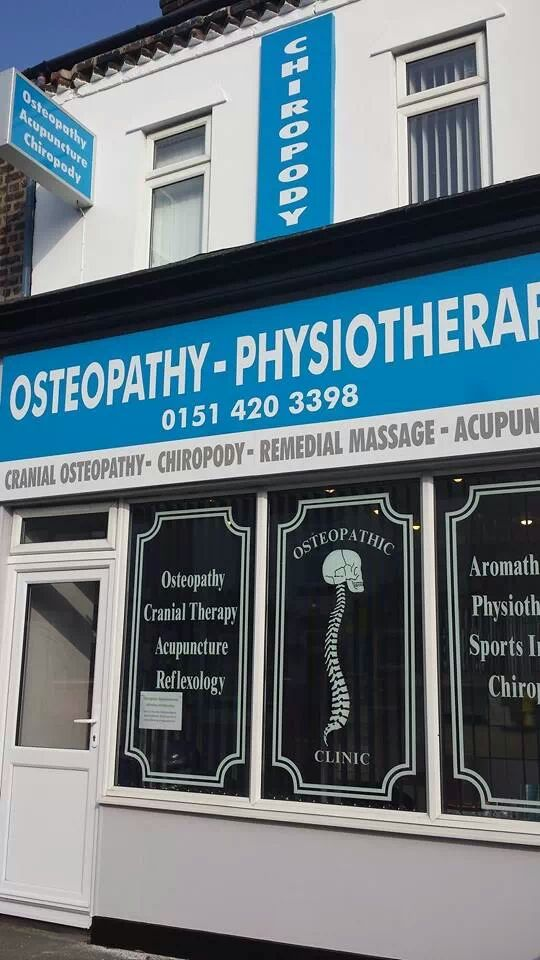 Our Chiropody Clinic in Liverpool